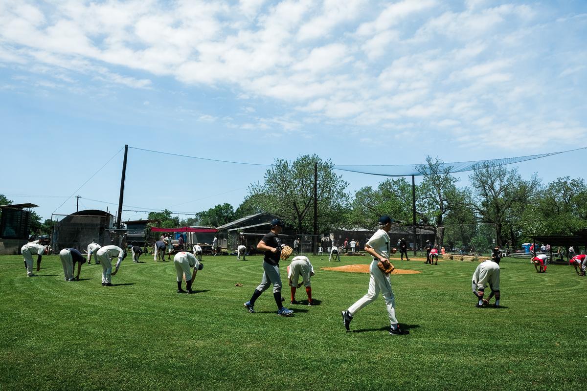 Austin Grackles vs. Texas Playboys Baseball