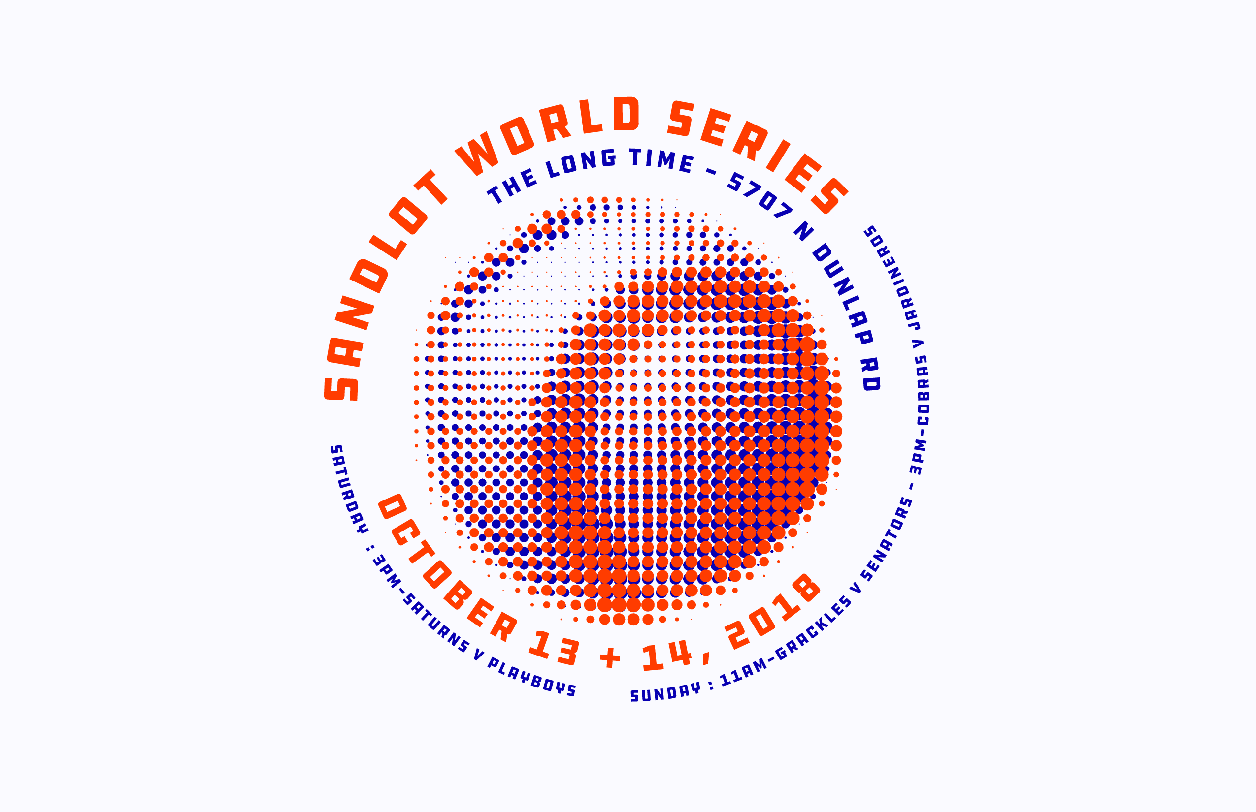 SANDLOT WORLD SERIES
